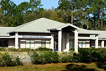 Townsend Clinic Building in South St. Augustine, Florida